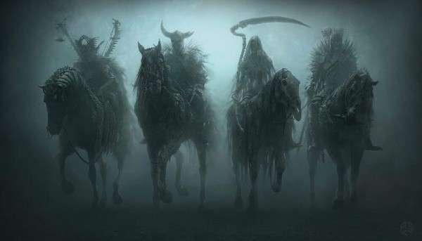 Kdo jsou čtyři jezdci z apokalypsy?