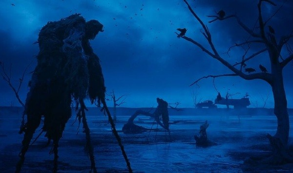 Crow Fisher – temný rybář s vraní hlavou