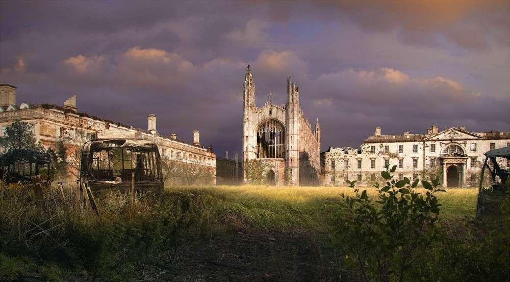 Svět bez lidí. Jak by vypadala města po apokalypse?