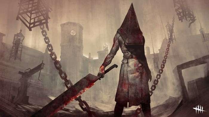 Pyramid Head – obrovský muž s ocelovou maskou