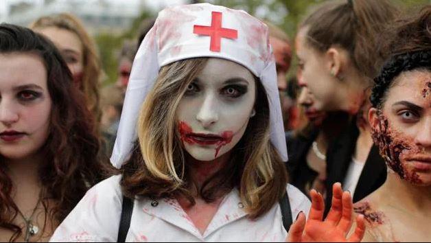 Zombie mají svůj mezinárodní den