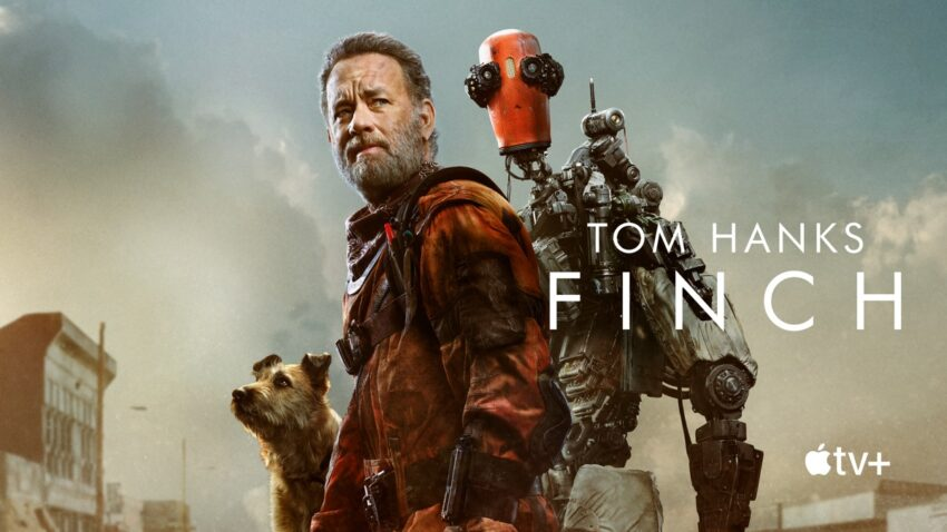 Podívejte se na nový trailer postapokalyptického filmu s Tomem Hanksem: Finch 2021