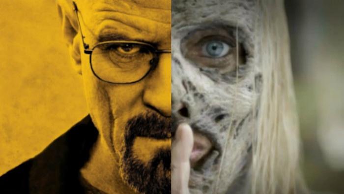 Jaké je propojení mezi The Walking Dead a Breaking Bad?